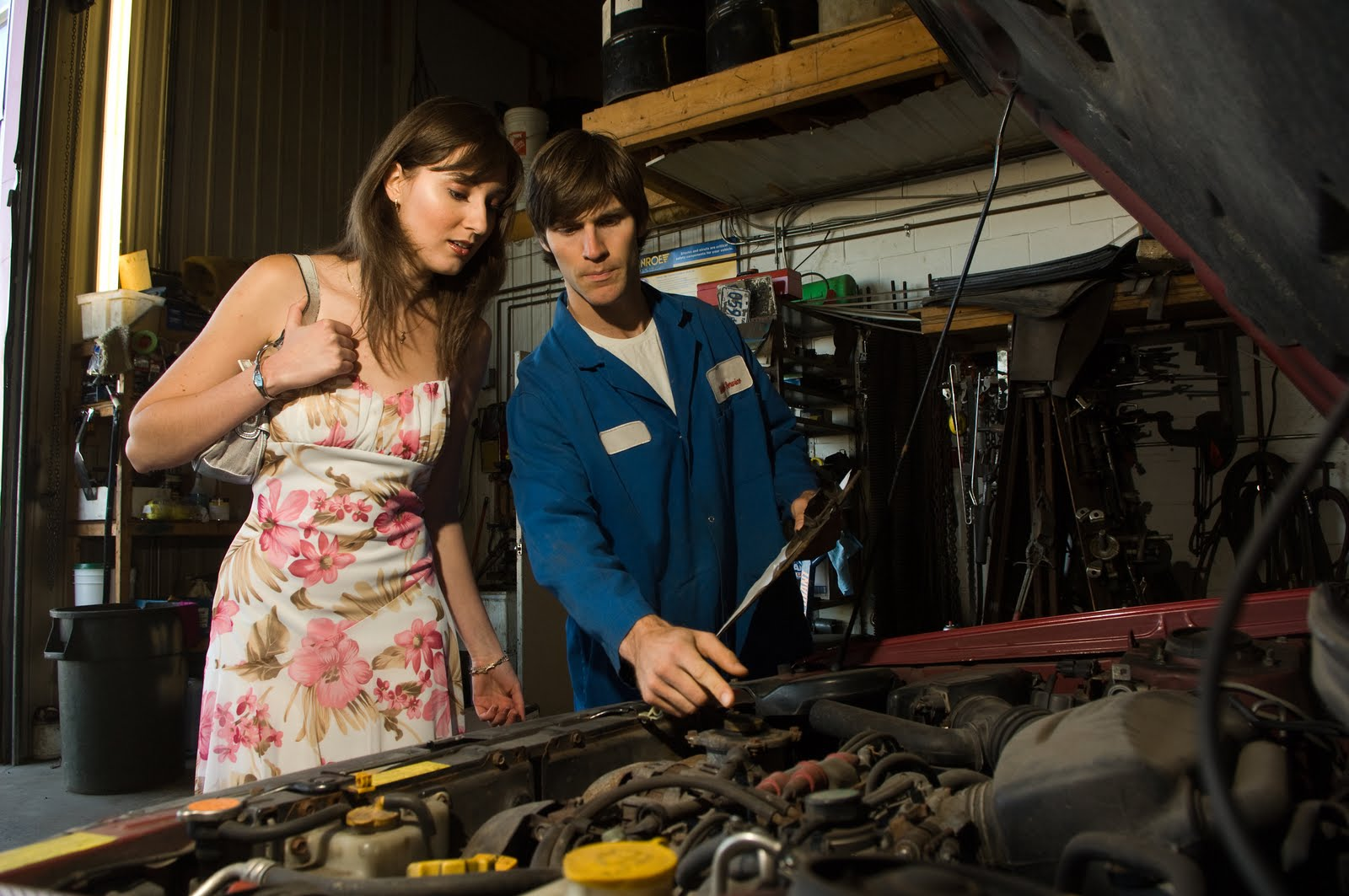 Tire Kingdom Oil Change >> How To Carry Out Routine Car Maintenance - Auto Service Prices