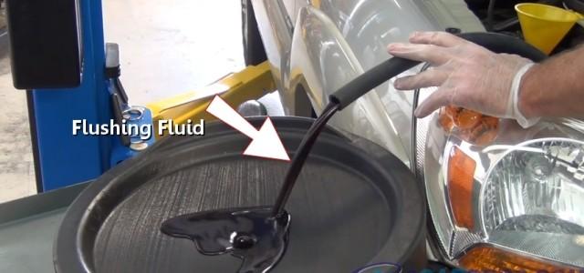 Power Steering Flush