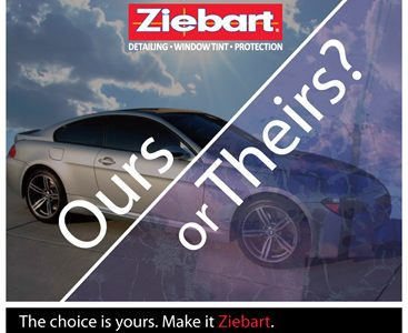 Ziebart Window Tint Review and Prices – What you should know!