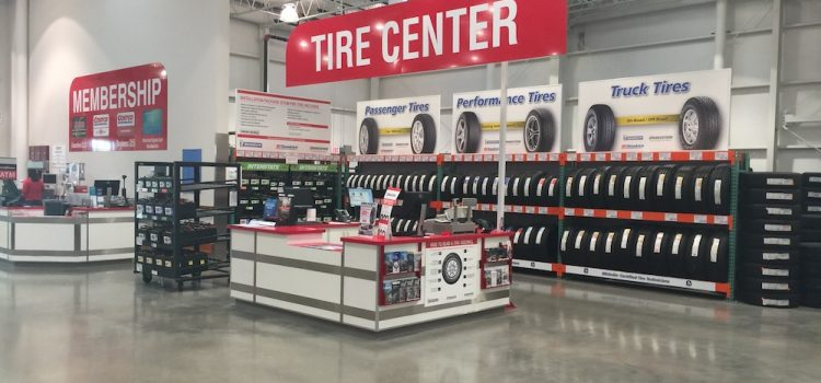 Costco Tire Center, Cost, and Savings For Members!