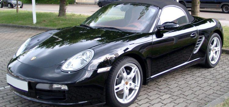 Porsche Boxster Proven To Be A Popular Choice