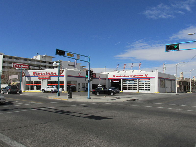 firestone complete autocare in 701 Central Avenue NW, Albuquerque
