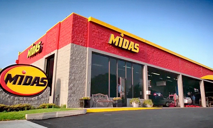 Midas Oil Change prices