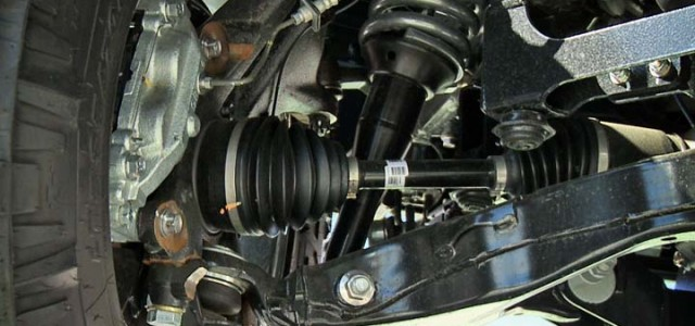 Is There a Problem with Your Steering and Suspension?