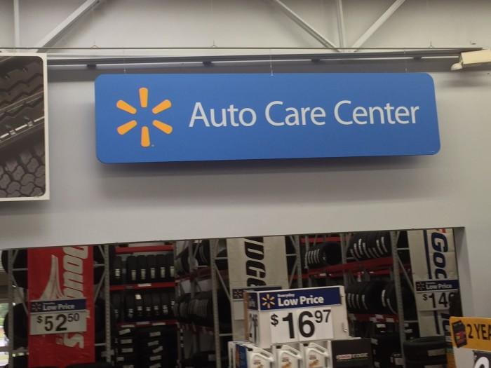 Walmart Car Service Center: Auto Service Prices