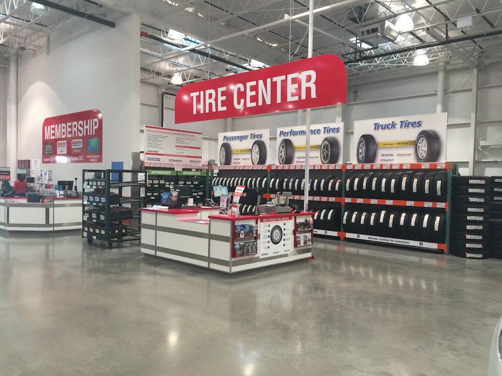 costco tire center cost and savings for members auto service prices. Black Bedroom Furniture Sets. Home Design Ideas
