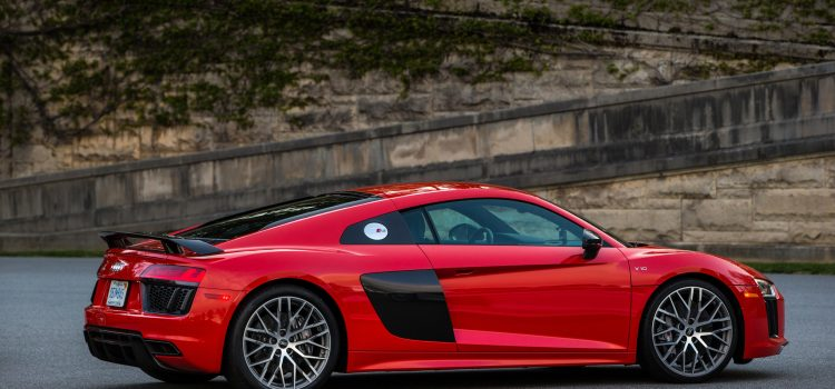 Audi R8 Is The Most Popular Model, Find Out Why!