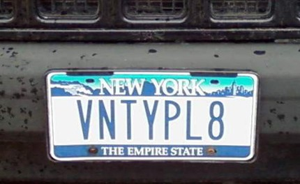 Vanity Plates Are Popular, Find Out Why!