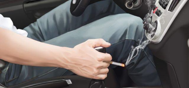 How To Get Smoke Smell Out Of Car – Here Are Some Ways